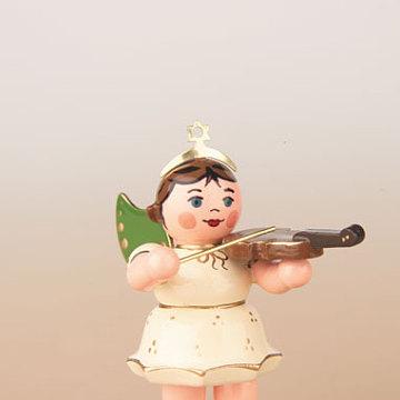 Engel mit Geige 6,5 cm